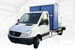 Entsorgungseinheit GLOBAL FXD Mercedes-Benz Sprinter